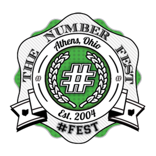 The Number Fest's Logo.