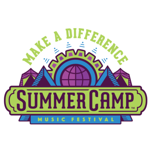 Summer Camp Music Festival's Make a Difference Team Logo.
